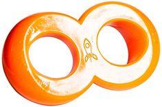 Zizi Cosmic Ring - orange  Fluo, 1er Pack (1 x 1 Stück)