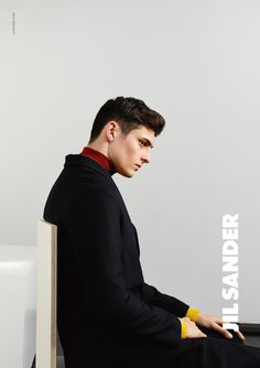 Jil Sander Fall Winter 2015 by Collier Schorr | Rhys Pickering