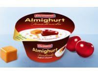 Almighurt Feinschmecker Joghurt Kirsche