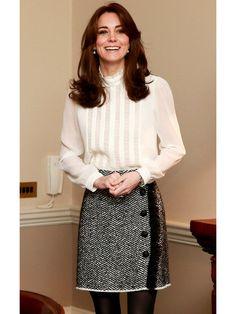 総額おいくら? 編集長キャサリン妃のエディターズスタイルを拝見!|キャサリン妃(Catherine Duchess of Cambridge)のファッション
