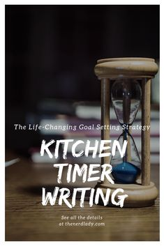 Goal Setting: Lauren Graham's Kitchen Timer Strategy Writing Goals, Writing Strategies, Lauren Graham, Kitchen Timers, Book Recommendations, Audio Books, This Book, Novels, Reading