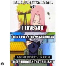 I really hated young Sakura for how she treated Naruto.