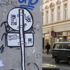 XX Crew, Street Signs, Brussels - unurth | street art