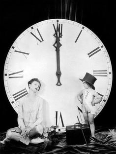 Myrna Loy, Shirley Temple New Year's 1937