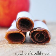 Apple Pie Fruit Leathers @Savannah Smith I am going to start this in the morning! I wonder how long it will store on the shelf?