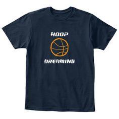 Hoop Dreaming T-shirt