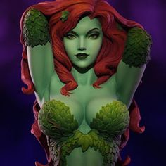 DC Comics Poison Ivy Premium Format(TM) Figure by Sideshow C | Sideshow Collectibles