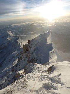 Why I climbed Mount Everest * Mikael Strandberg