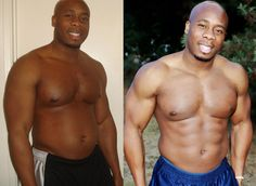 Obi U. looks AMAZING ... How do you want to look in 90 Days?