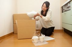【整理収納アドバイザーに聞く】引越し前後も普通に生活できる荷造り術