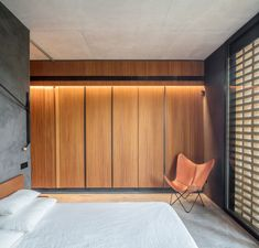 Gallery of Apartment Building for Four Friends / Lussi+Halter Partner AG + Lola Domenech - 7 Barcelona, Bleached Wood, Joinery, Ground Floor, Interior Architecture, Floor Plans, Flooring, Cabinet, Storage