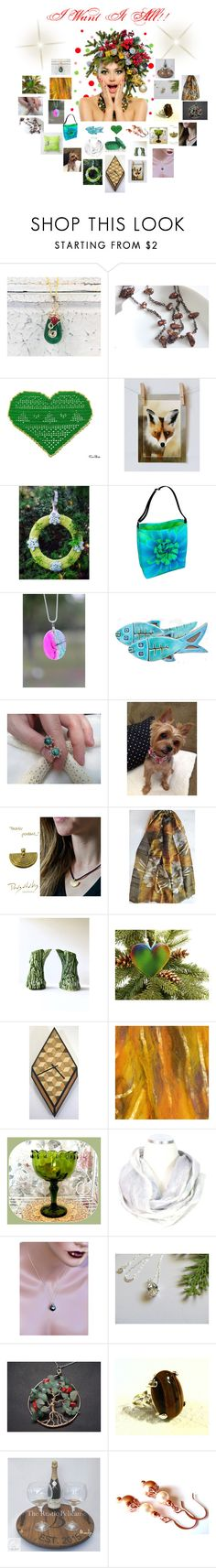 """""""I want it All !!!"""" by zebacreations ❤ liked on Polyvore"""
