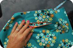 Le casse-tête de la poche zippée (tuto inside)