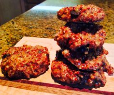 Food Fitness by Paige: Quinoa Chocolate Chip No Bake Cookies ~ Gluten Fre...
