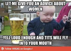 Drunk baby advice funny meme | Funny weird viral pics