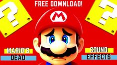 Mario's dead youtubers most popular sound effects  (FREE DOWNLOAD) Sound Effects, Youtubers, Mario, Popular, Free, Fictional Characters, Most Popular, Folk