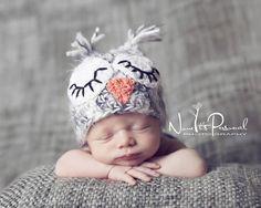 5eca44a13e2 20 Marvelous   Catchy Crochet Hats for Newborn babies