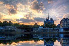 Notre dame de Paris by les photos du seb on 500px
