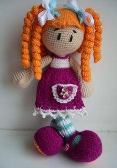 cute russian doll.  No pattern.