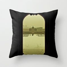Last Winter in Dresden Throw Pillow by Anja Hebrank - $20.00 #colour #dresden #zwinger #architecture #germany #snow #winter #schnee #vintage #streetphotography #canon #present #decoration #travelling #travelphotography #design #individual #society6 #print #art #artprint #interior #decoration #design #interior #couch #sofa #pillow