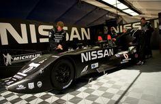 Nissan Deltawing Qualifies 10th for Petit Le Mans Race