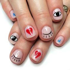 12 Amazing Nails That You Should Look At! - Fav Nail Art