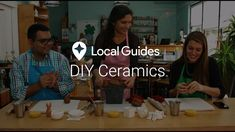 Learning How to Make Ceramics - Artist for a Day, Ep. How To Make Ceramic, San Francisco Shopping, Diy Shops, Ceramic Artists, Local Guides, Pottery, Ceramics, Learning, Day