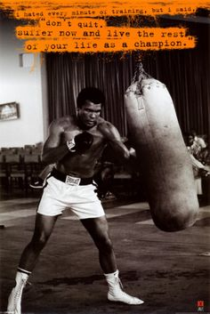 ♂ Martial art celebrity Muhammad Ali