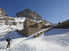 Jbel Toubkal in Morocco is an exhilarating initiation into mountaineering – and far more so in the midst of an unexpected blizzard, says Charlie Norton.