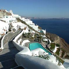 Perivolas Hotel, Oia Santorini