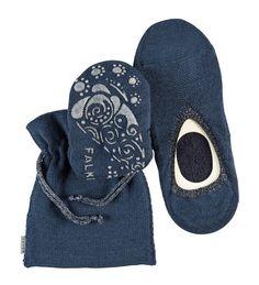 Falke Women's Cosy Ballerina Slipper Socks   Warm Non Slip Slipper Socks