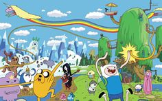 Adventure Time HD Wallpapers Get Free Top Quality For Your Desktop