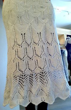 Ravelry: Rimini Skirt pattern by Malvina Guretsky