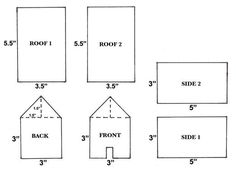 Picture of Day Three, Pt. 1: House Templates
