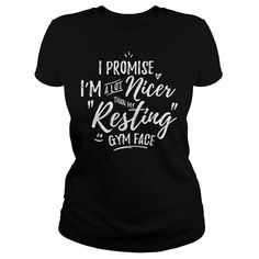 This Shirt Makes A Great Gift For You And Your Family.  Resting Gym Face .Ugly Sweater, Xmas  Shirts,  Xmas T Shirts,  Job Shirts,  Tees,  Hoodies,  Ugly Sweaters,  Long Sleeve,  Funny Shirts,  Mama,  Boyfriend,  Girl,  Guy,  Lovers,  Papa,  Dad,  Daddy,  Grandma,  Grandpa,  Mi Mi,  Old Man,  Old Woman, Occupation T Shirts, Profession T Shirts, Career T Shirts,