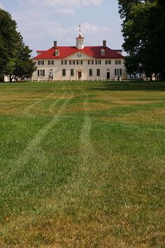 George Washington home - Mount Vernon, Virginia