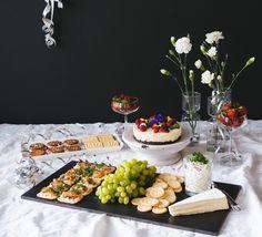 Gluteenittomia herkkuja vappupöytään - At Maria's