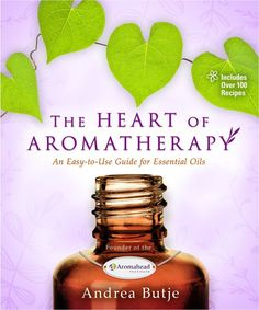 Good News to Share! My New Aromatherapy Book is Published!