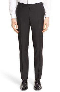 THE KOOPLES Tuxedo Trousers. #thekooples #cloth #