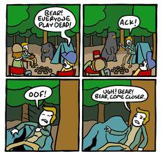 Play Dead! (pt.1)