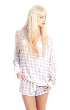 Gingham Cutie Shorts #barbieloveswildfox