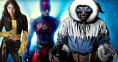 The Flash Movie Villains Are Captain Cold & Golden Glider? -- A few of DC Comics' Rogues are rumored to be the villains in The Flash movie starring Ezra Miller. -- http://movieweb.com/flash-movie-villains-captain-cold-golden-glider/