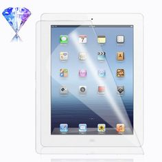 [USD2.23] [EUR2.10] [GBP1.64] Diamond Film Screen Protector for iPad mini 1 / 2 / 3 (Korea Materials)
