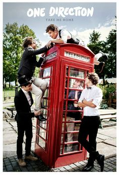 One Direction - One Direction Take Me Home Poster