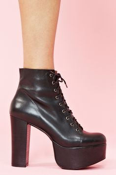 Still want! Rambler Platform Boot