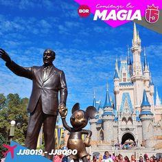 Adivinen quiénes se van?  Grupo #bordoF17 a punto de salir rumbo al lugar más lindo del mundo! Sí sí nos vamos a #Disney!   La magia comienza hoy! #e15 # febrero2017