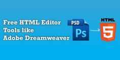 #AdobePhotoshop is used to design the web and for #PSDtoHTMLConversion. #Dreamweaver has played an important role in the formation of #websites as well. Despite of it being highly user friendly, it sure does come with its cons as well.