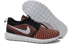 ff1c41558ef7 Buy 2015 Latest Nike Roshe Run Flyknit Mens Running Shoes Outlet Orange  Black Best from Reliable 2015 Latest Nike Roshe Run Flyknit Mens Running  Shoes ...