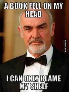 Sean Connery problems.