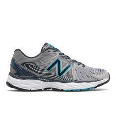 New Balance 680 v4 Women's Running Shoes, Size: 7 B, Med Grey